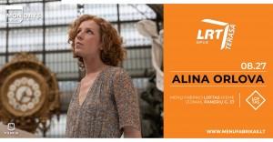 Alina Orlova, koncertas